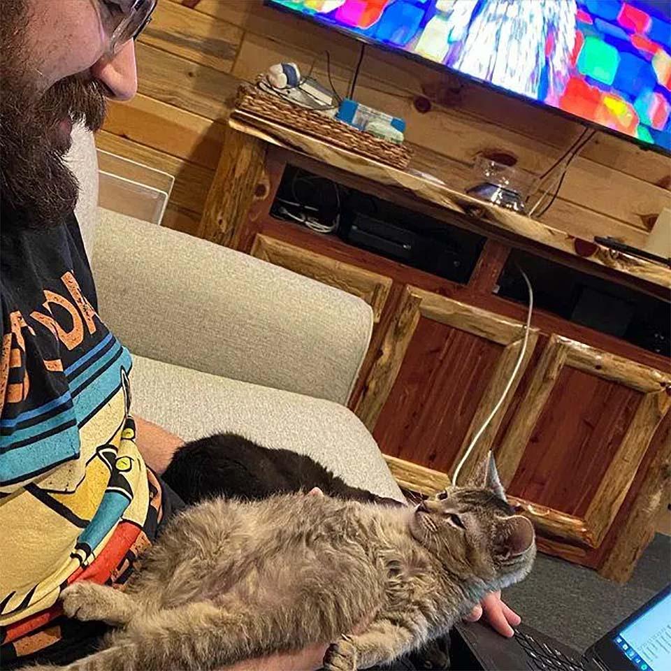 Lisa supervisando