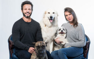A New Leash on Life – Dog Tales – Rob & Danielle Scheinberg   Dolce Luxury Magazine
